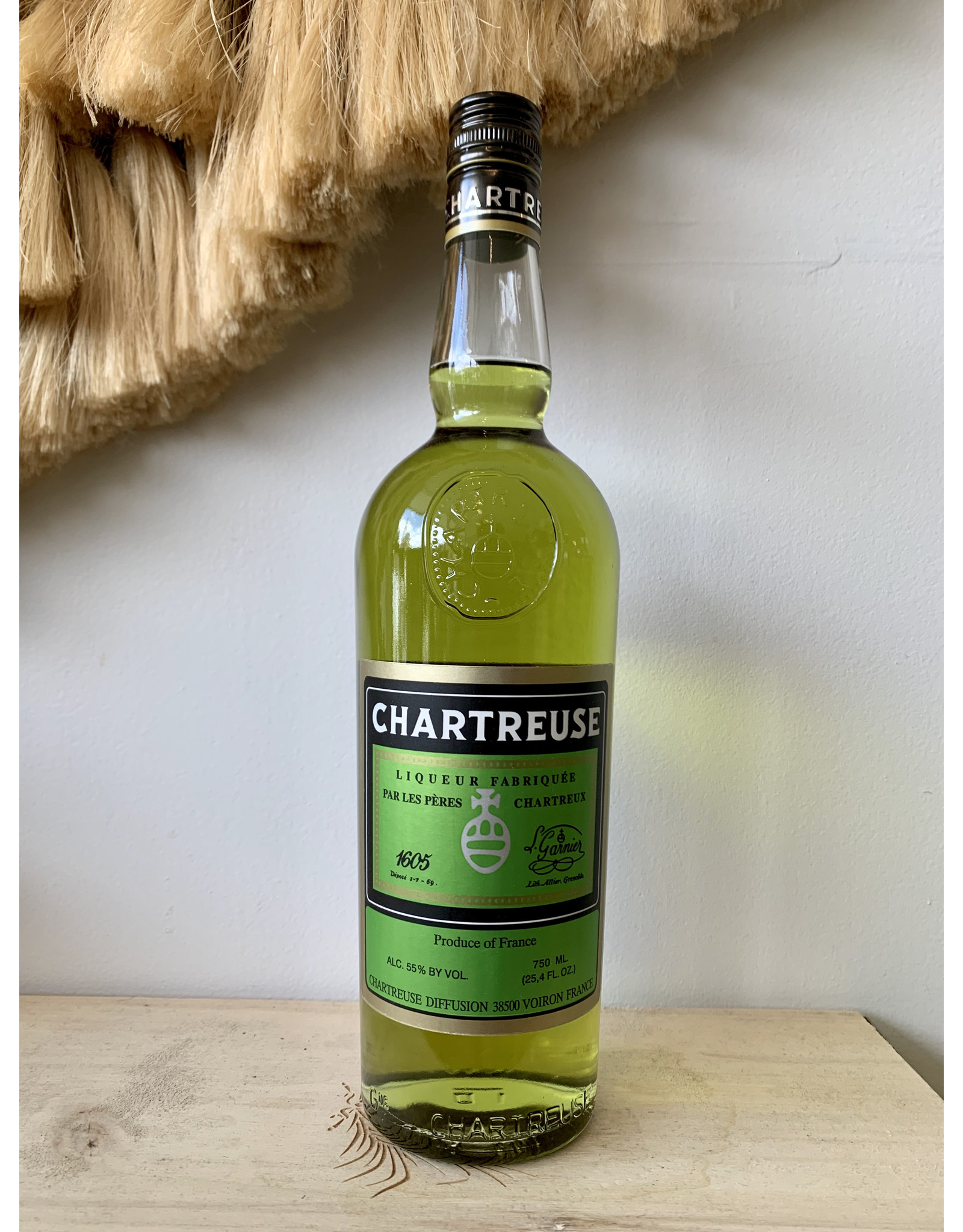 Chartreuse Green Liqueur 750 mL