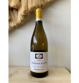 Jean-Marc Pillot Bourgogne Aligoté 2018