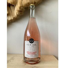 Scribe Pinot Noir Rose Petillant Naturel 2019