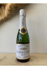 Lilbert-Fils Blanc de Blancs Grand Cru Bru Champagne Half Bottle