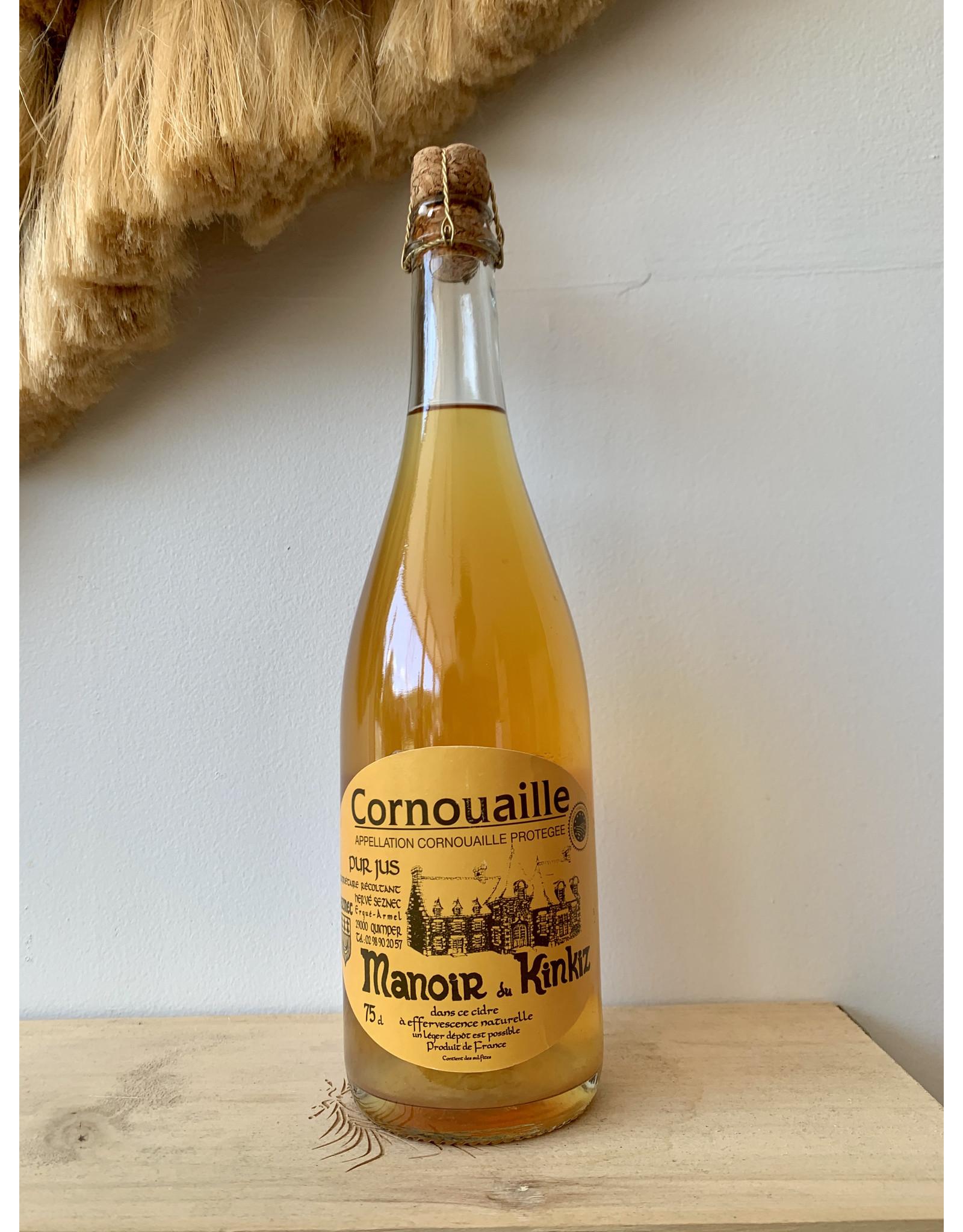 Manoir du Kinkiz Cornouaille Cidre