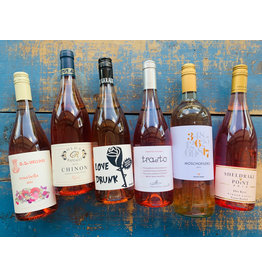 Around the World in 6 Rosés Six Pack