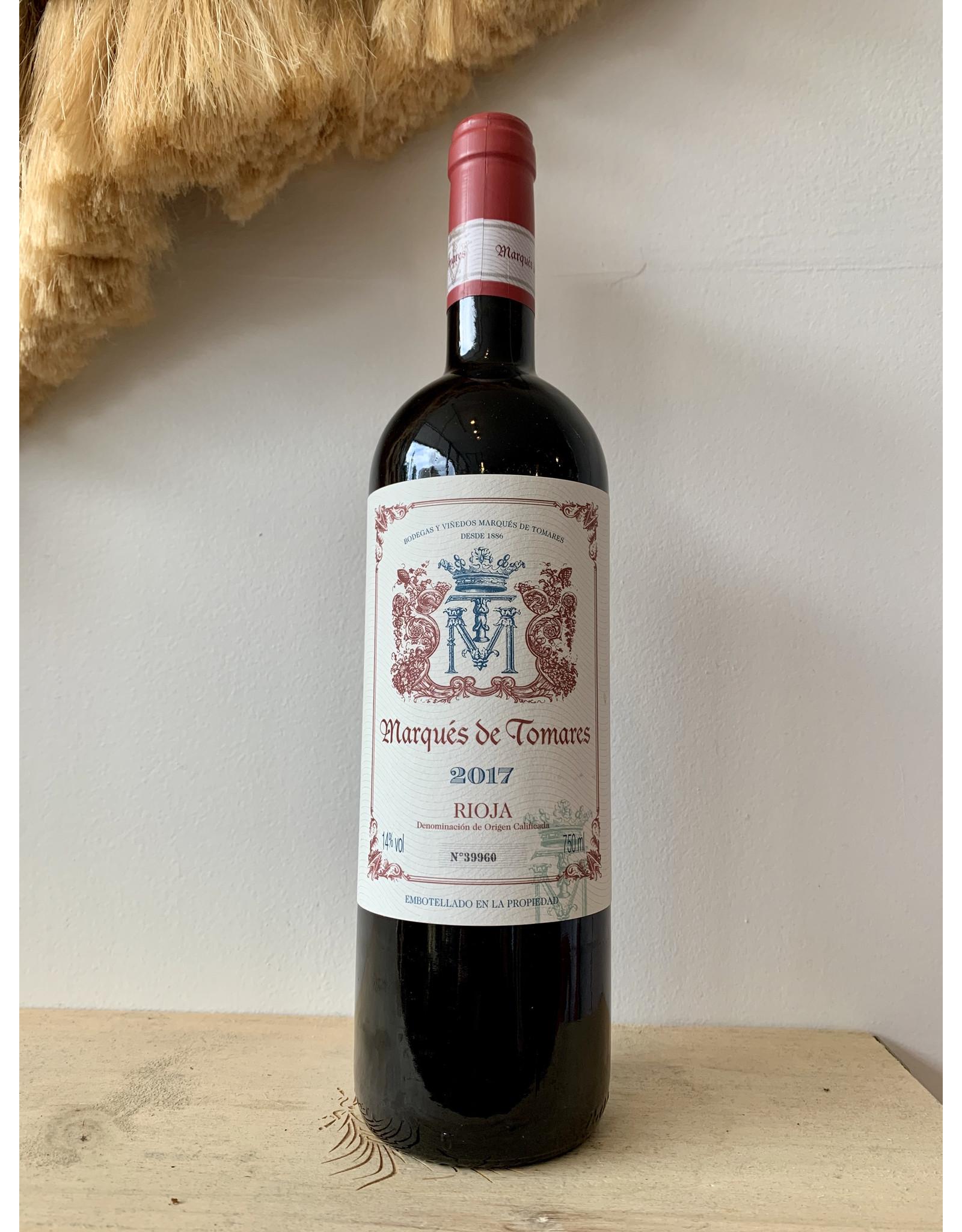 Marques de Tomares Rioja Crianza 2017
