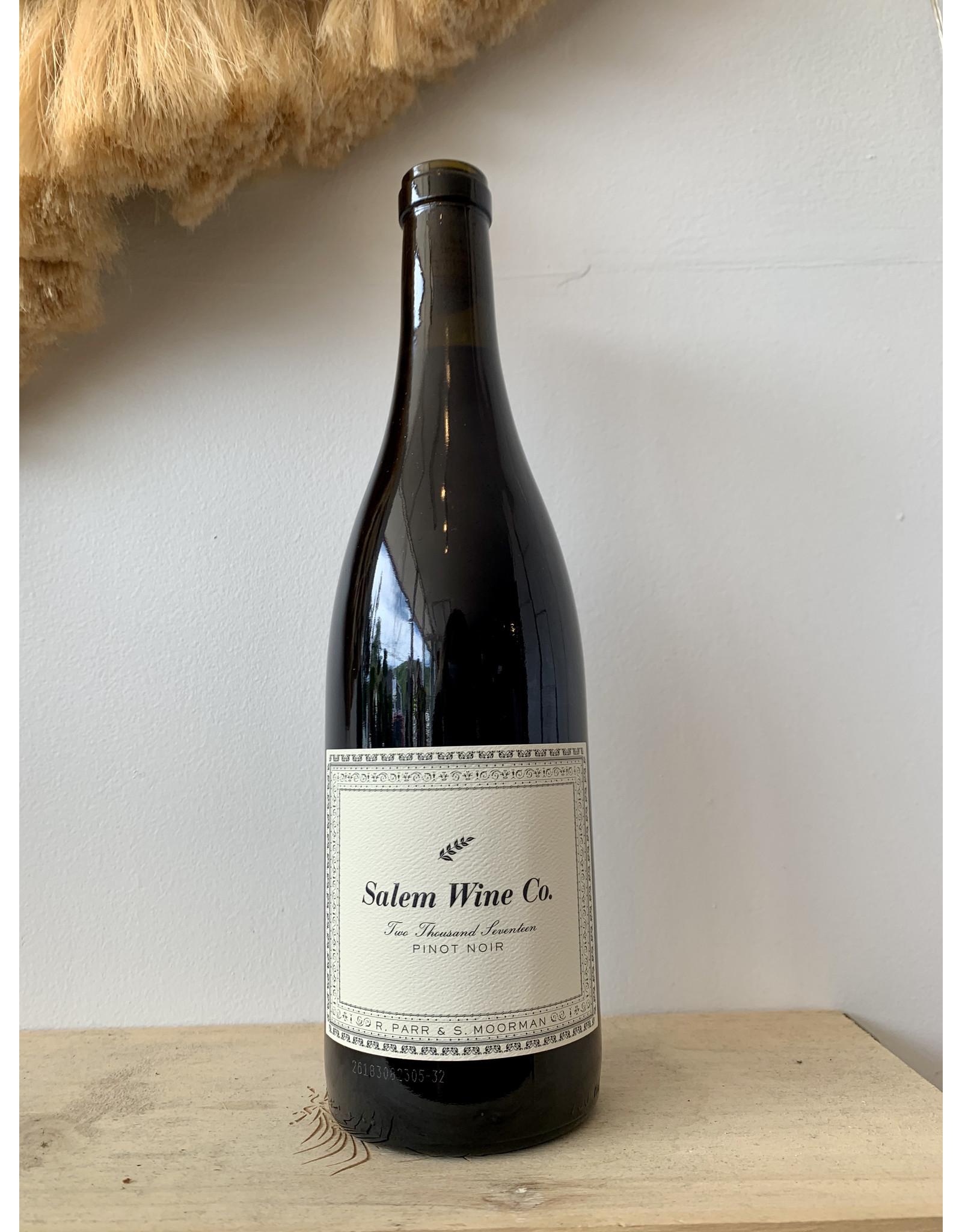 "Salem Wine Co ""Ella-Amity Hills"" Pinot Noir 2017"