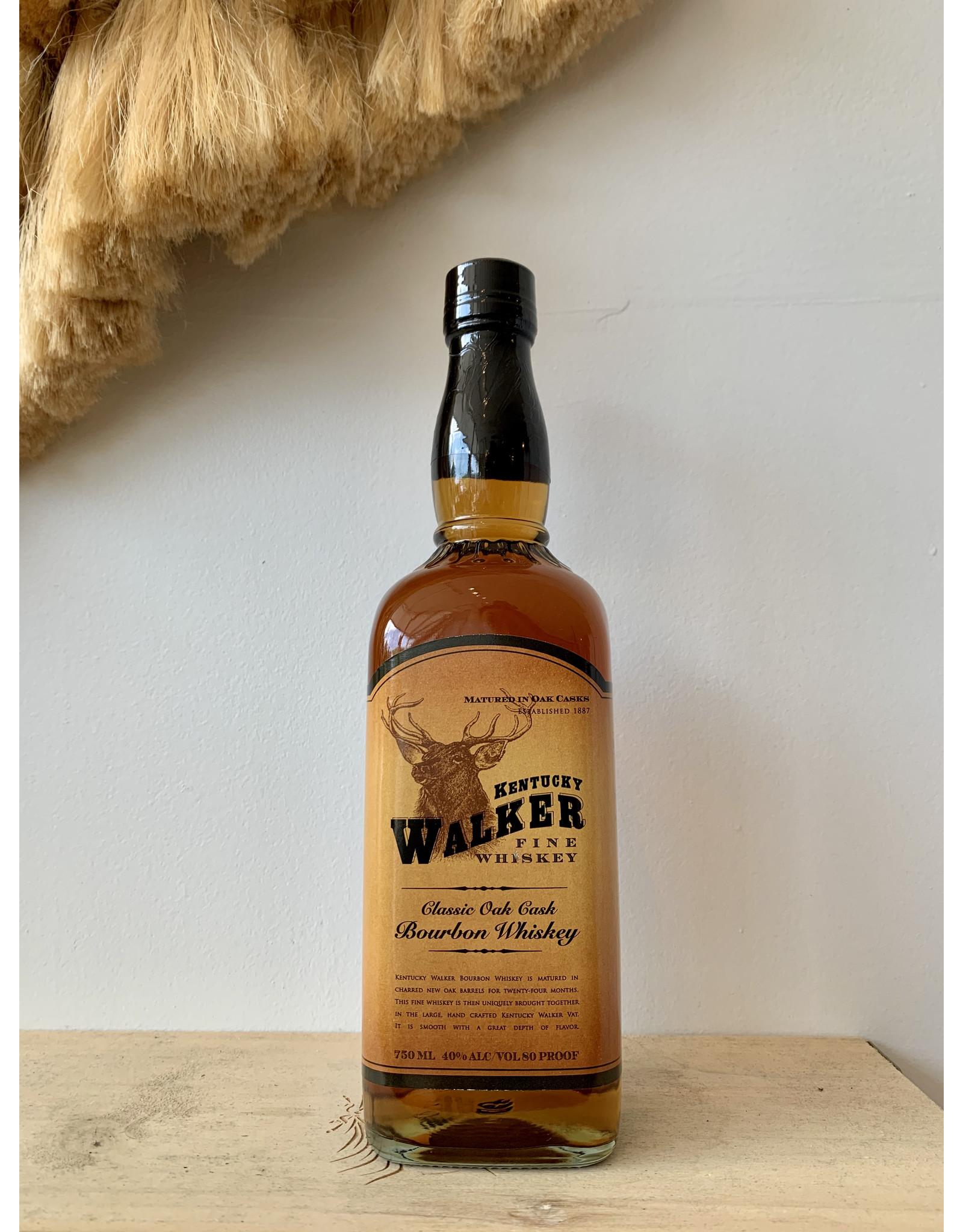 Kentucky Walker Straight Bourbon