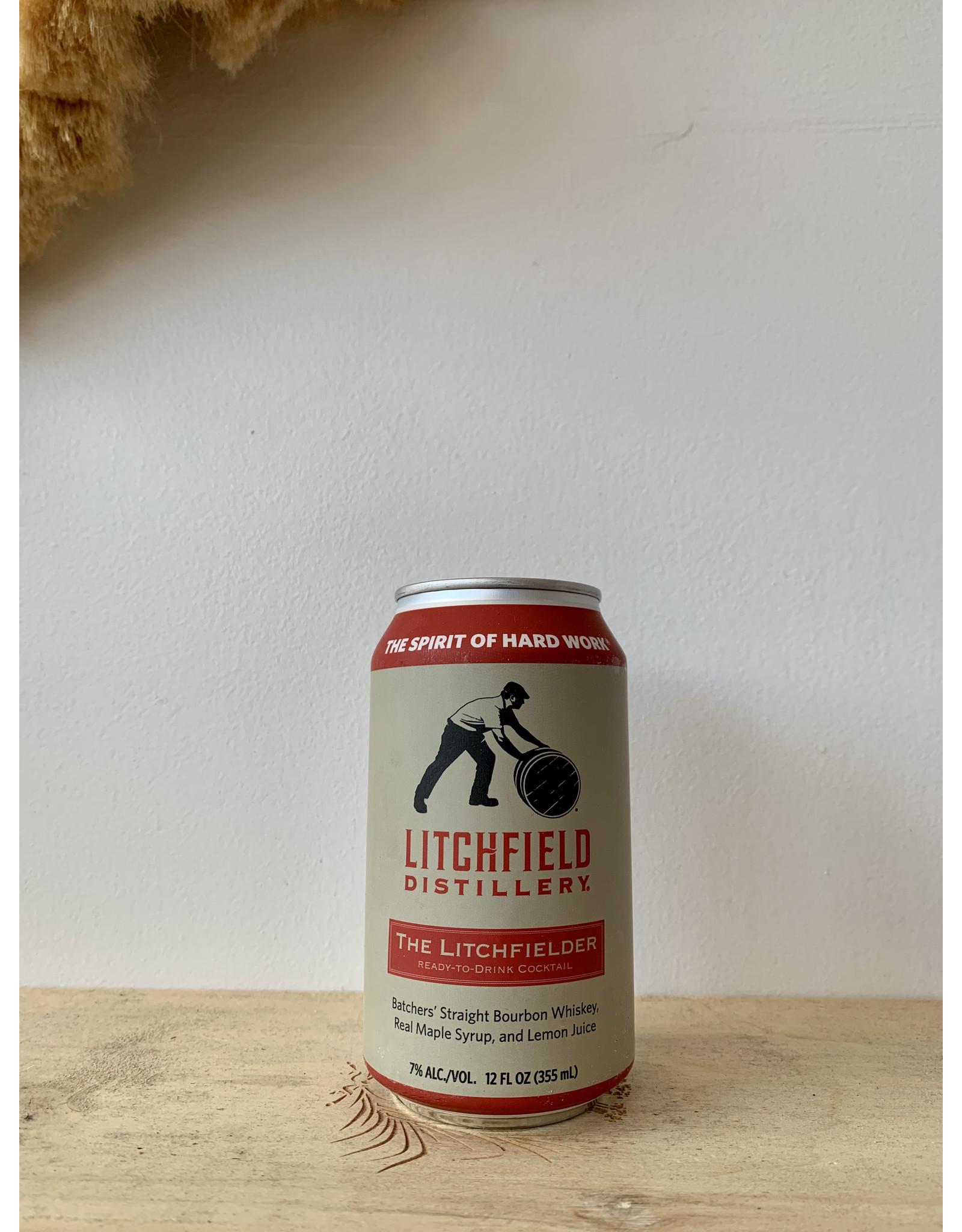 Litchfield Distillery The Litchfielder Can
