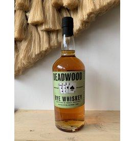 Deadwood Rye Whiskey 1L