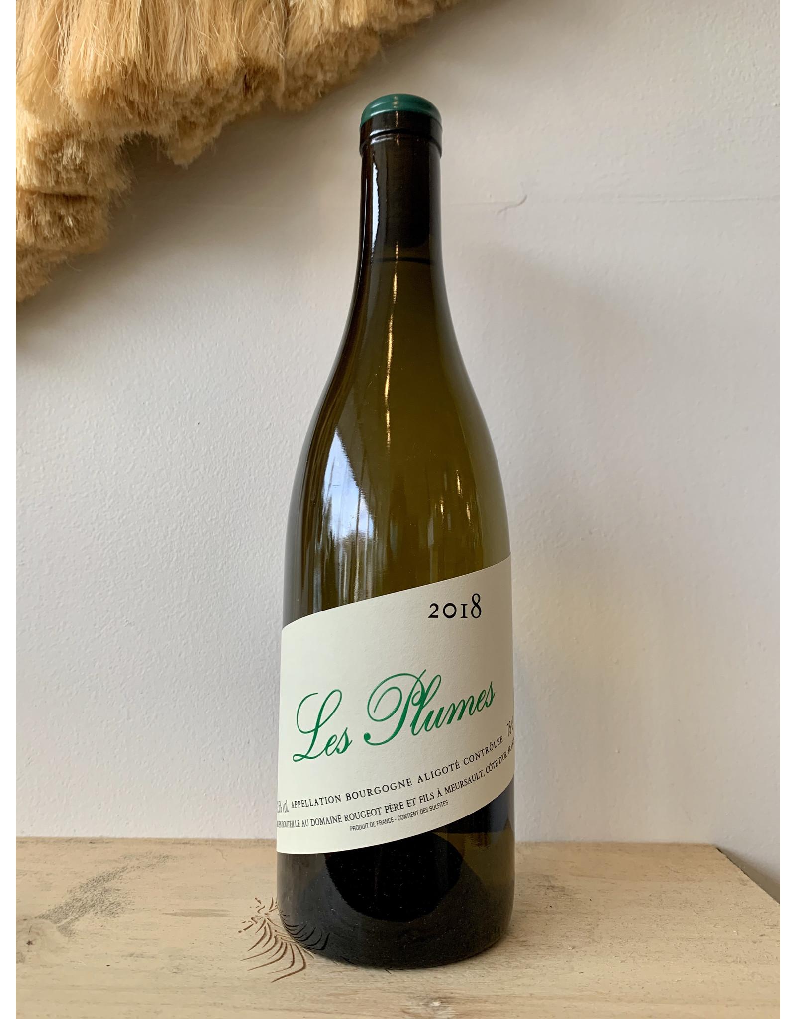 "Domaine Rougeot ""Les Plumes"" Bourgogne Aligote 2018"