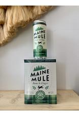 Maine Craft Distilling Maine Mule 12oz 4pk