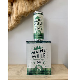 Maine Craft Distilling Maine Mule 12oz 4pk