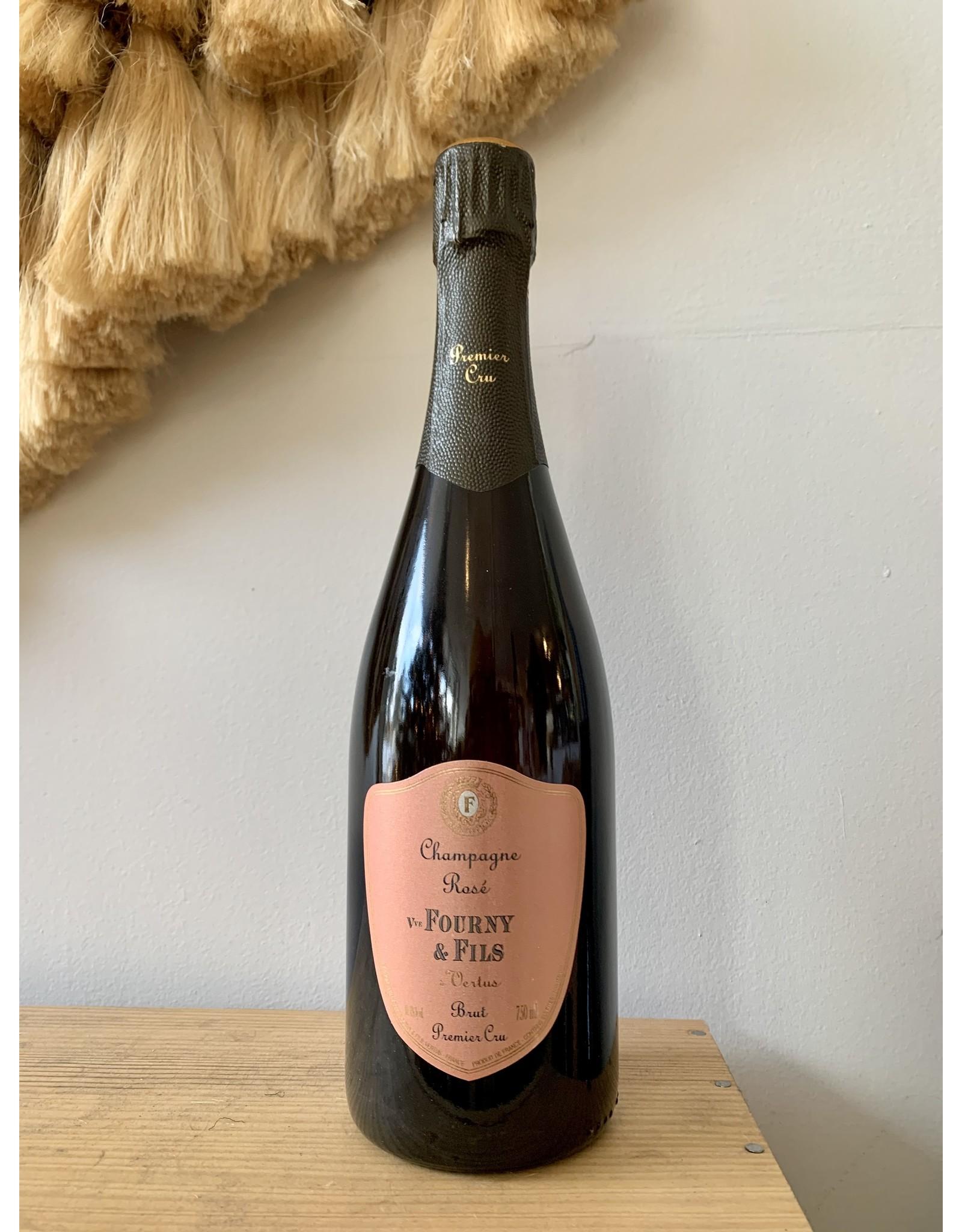 Veuve Fourny & Fils Vertus Rosé Brut 1er Cru Champagne