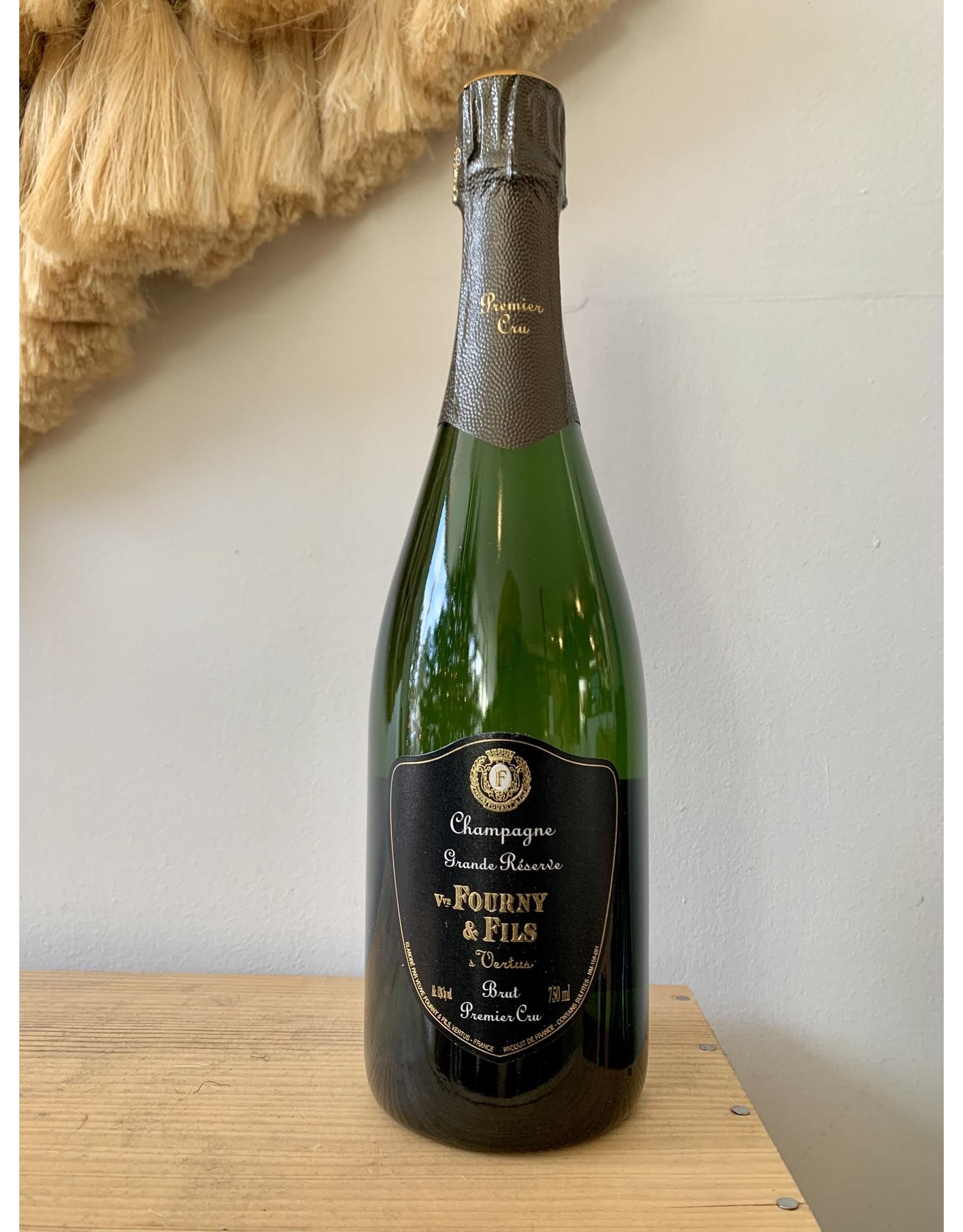 Veuve Fourny & Fils Vertus Brut Grande Réserve 1er Cru Champagne