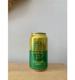 Hudson North Standard Cider Can