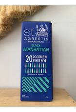 St. Agrestis Black Manhattan in a Box 1.75L