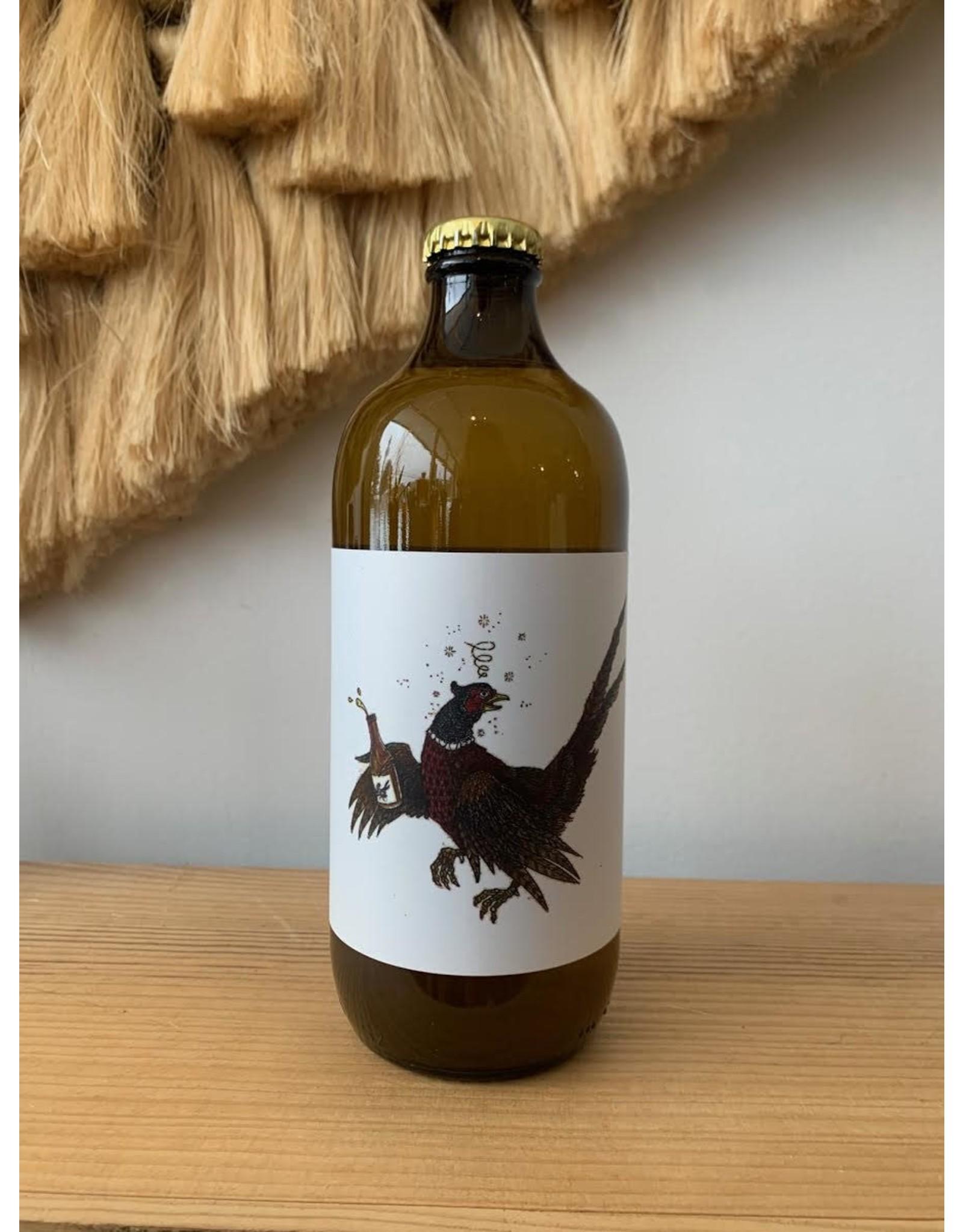 Rose Hill Farm Pheasant Farmhouse Cider 2019 375 mL