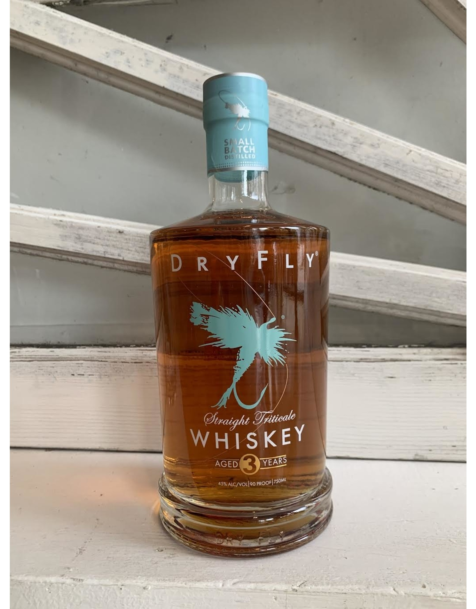 Dry Fly Distilling Straight Triticale Whiskey