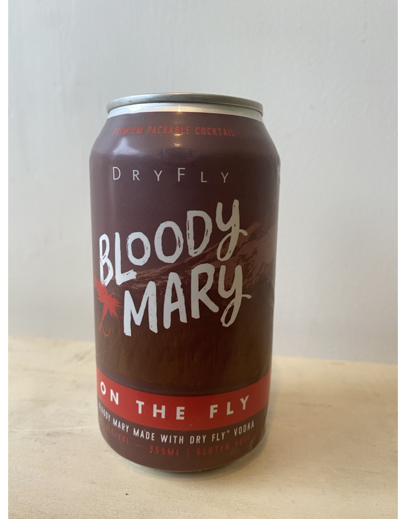 """Dry Fly Distilling """"On The Fly"""" Bloody Mary Can"""
