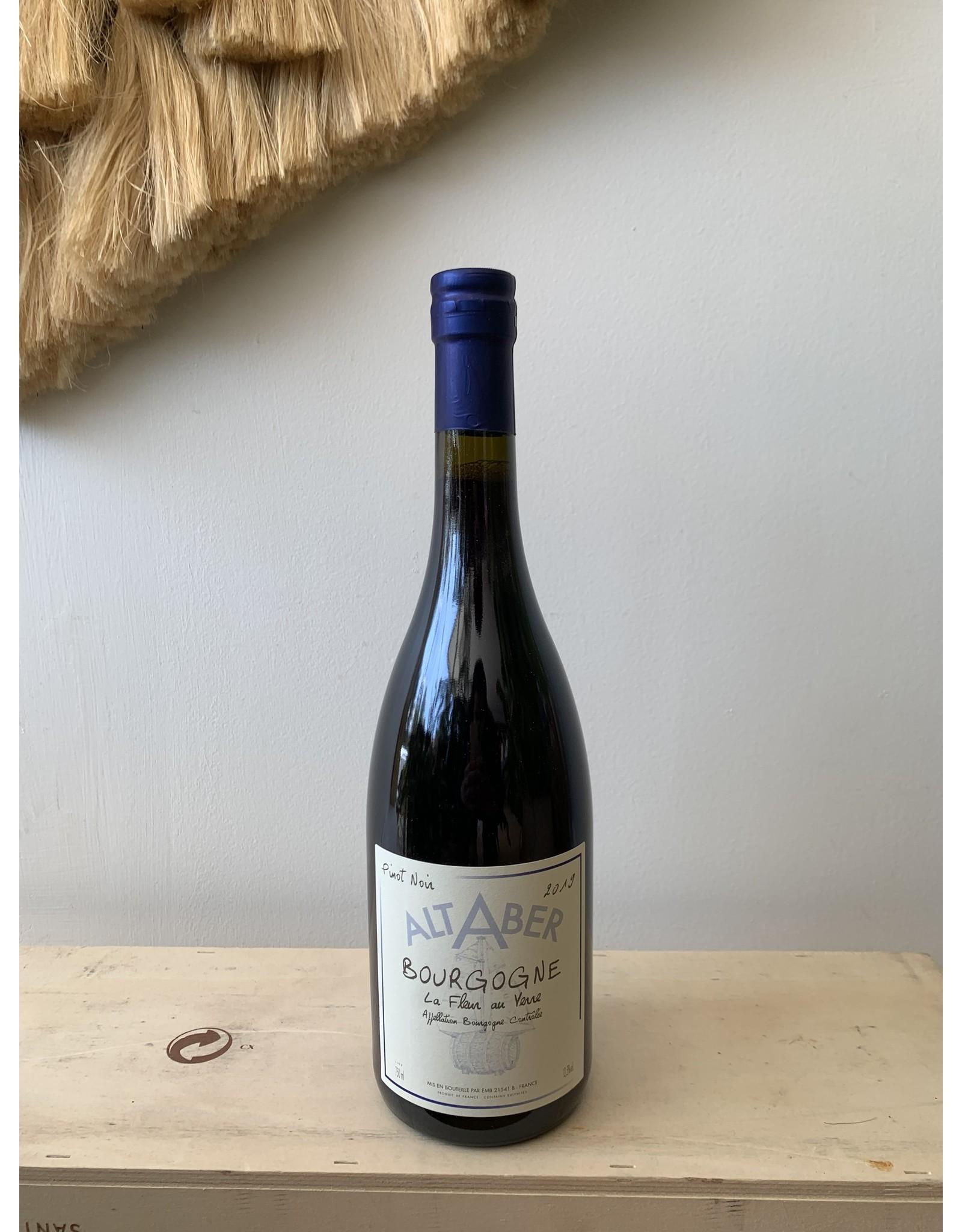 "Julien Altaber ""La Fleurau Verre"" Bourgogne Rouge 2019"