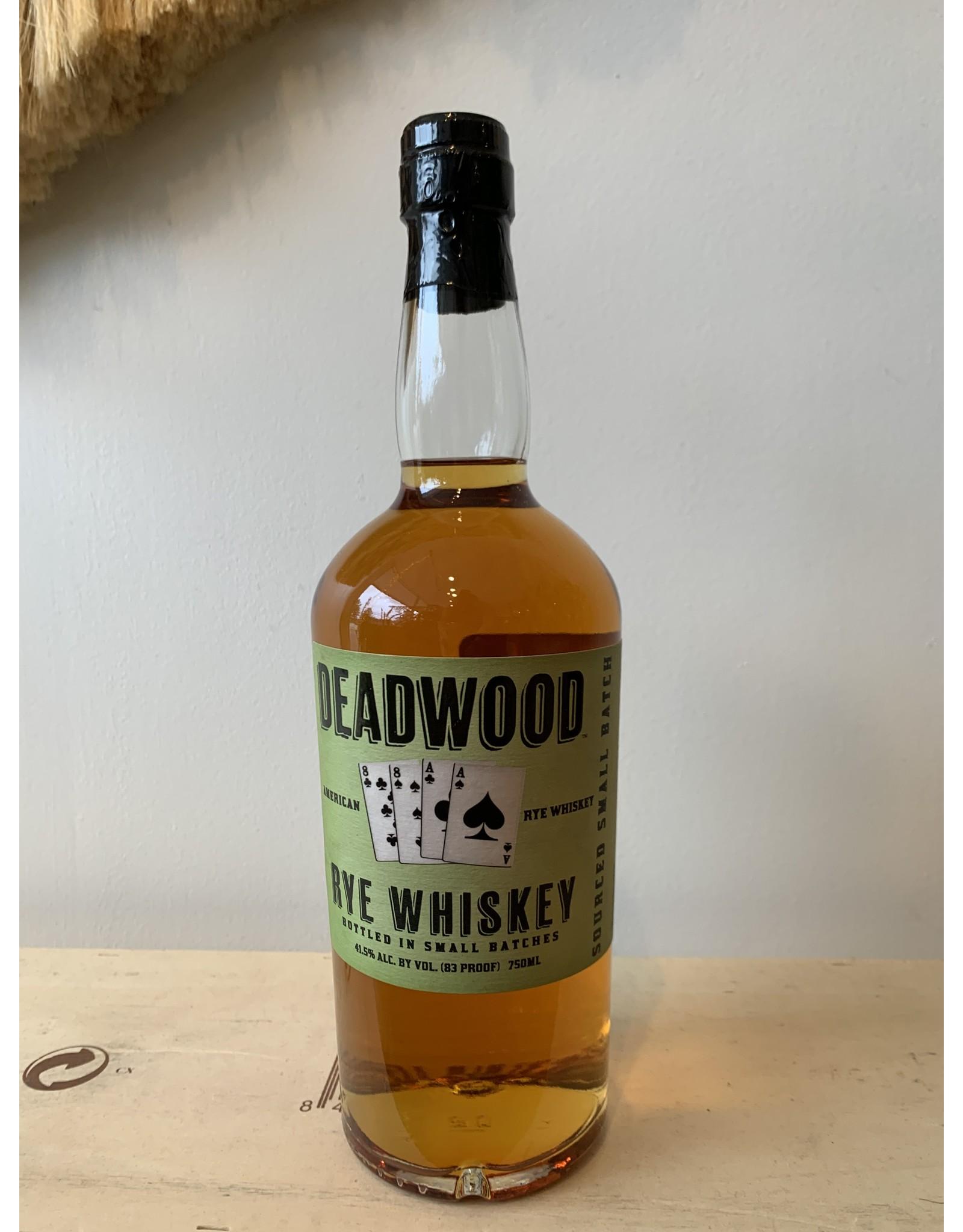 Proof & Wood Deadwood Rye 750 mL