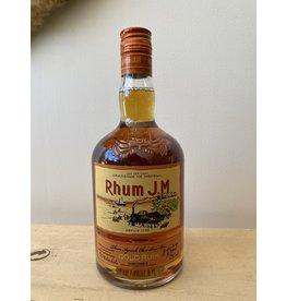 Rhum JM Agricole Gold (Amber)