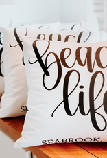Beach Life Seabrook Pillow
