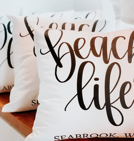 Beach Life Seabrook Pillow