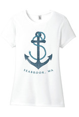 District Anchor Perfect Tri Crew Tee