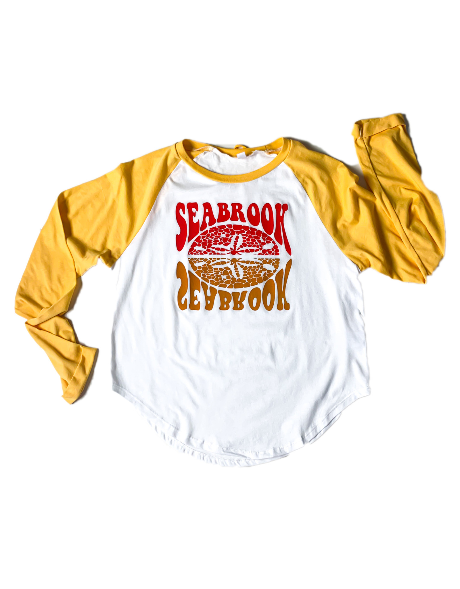 Camp Collection Cropped Baseball Tee