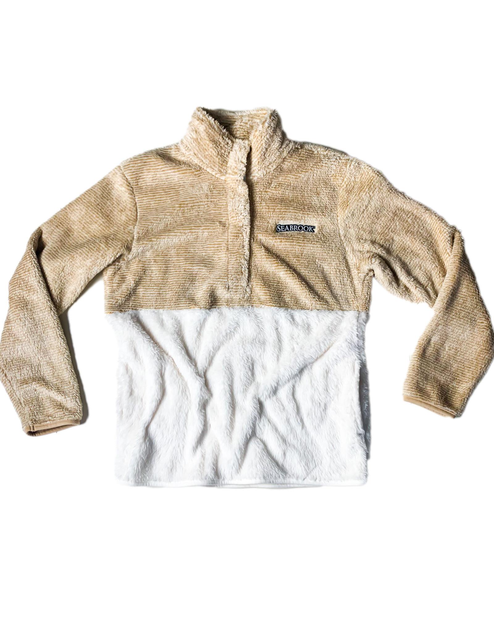 Boxercraft Fuzzy Fleece Pullover