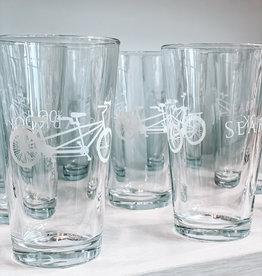 Seabrook Mixing Glass
