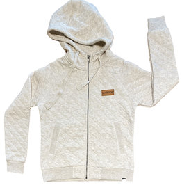 TechStyles Sportswear Quilted Full Zip