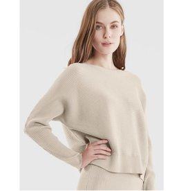 525 America Light Rib Sweater