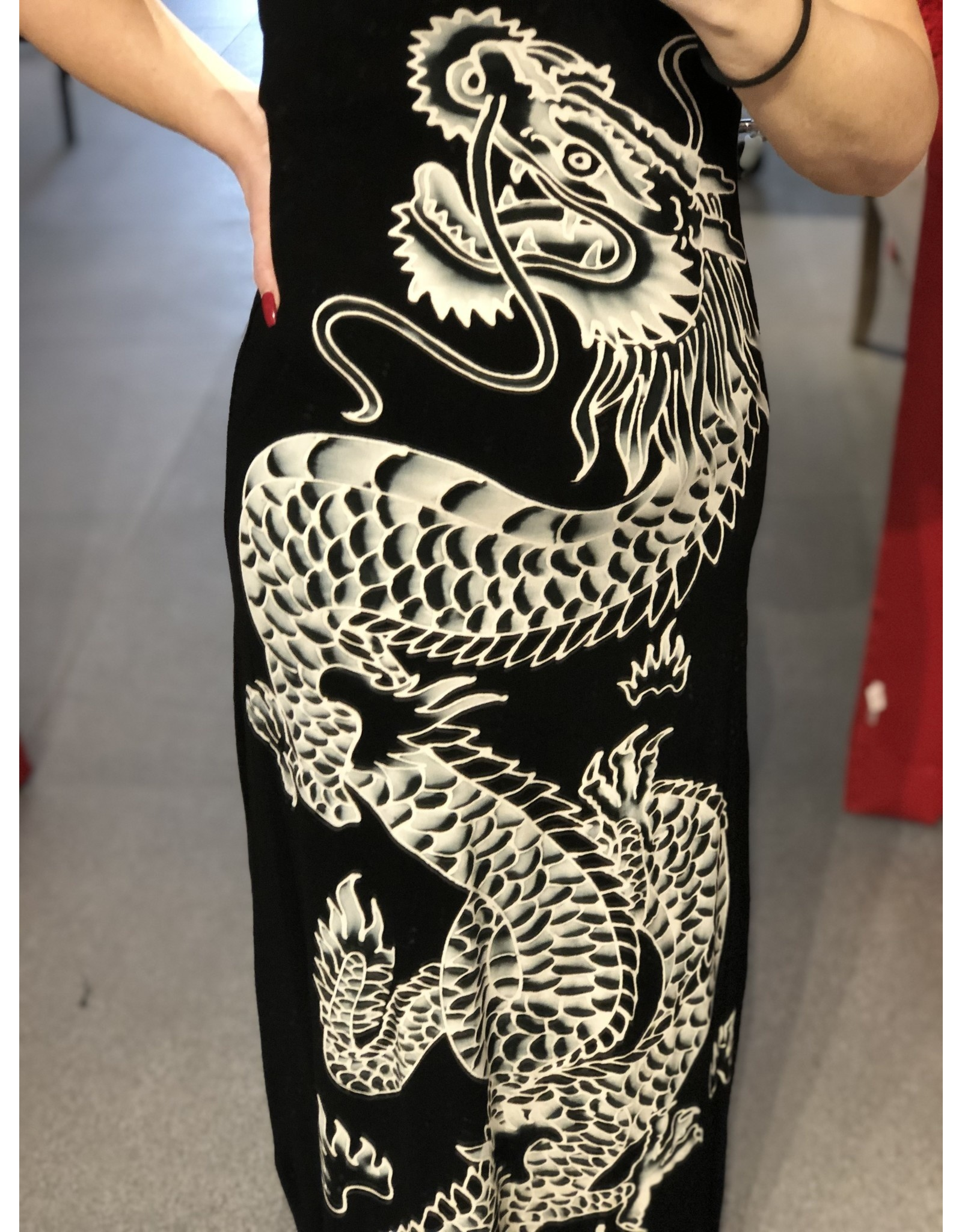 Rock n' Karma Timeless Dress Dragon
