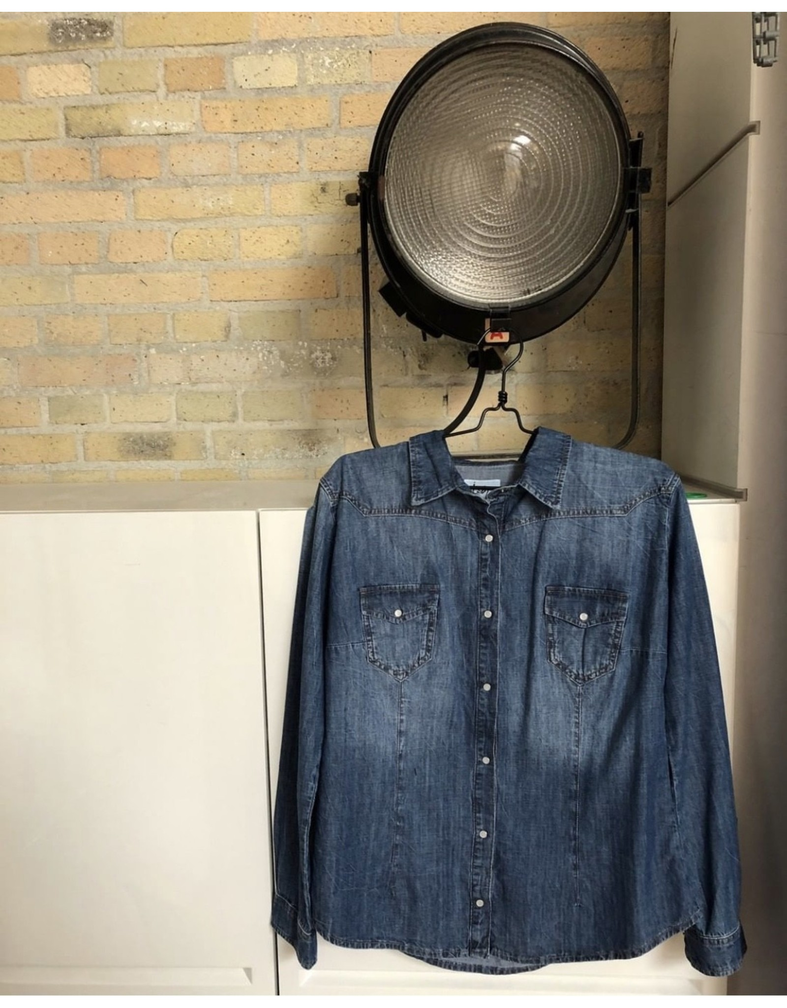 ISay IS-Diva Denim Shirt