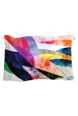 The Artists Label Colourful Sunset Large Scarf