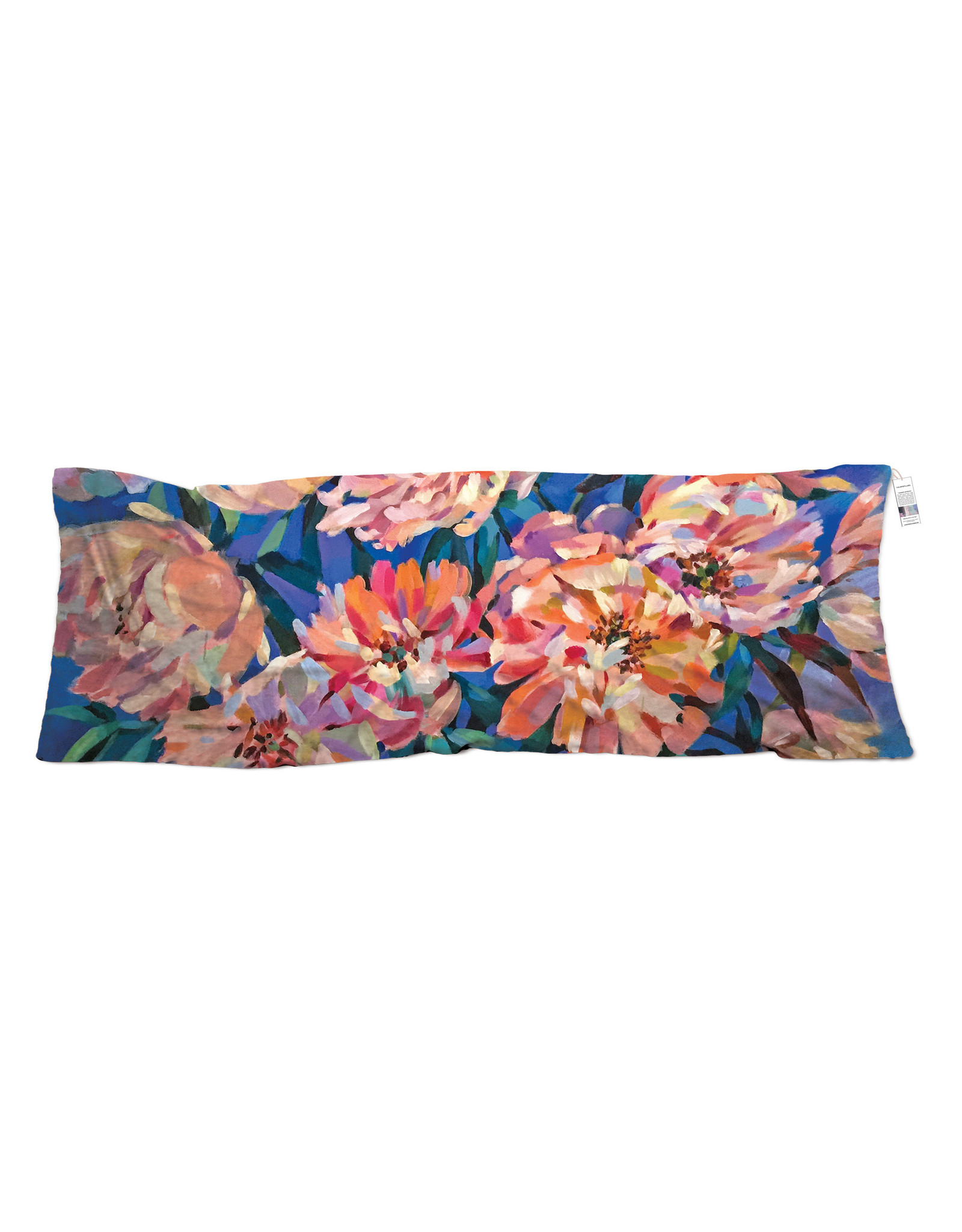 The Artists Label Living Coral Large Scarf