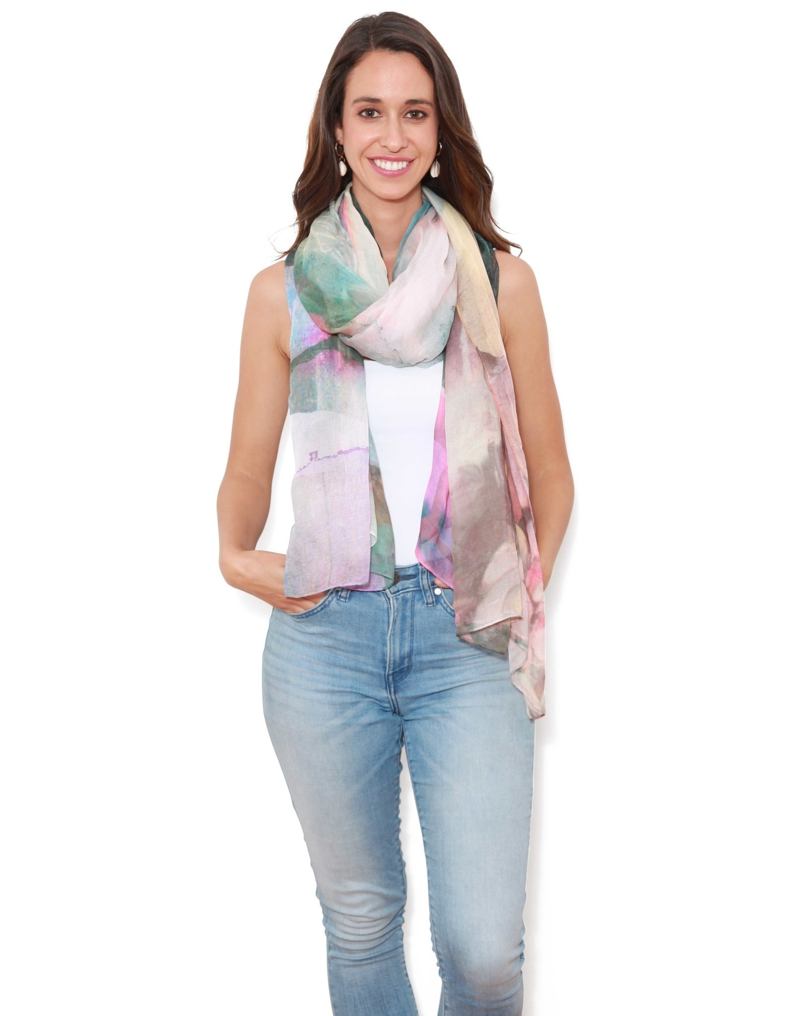 The Artists Label Effi Briest Large Scarf