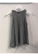 Monrow Relaxed Racer Grey