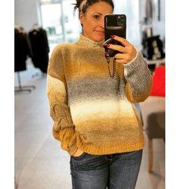 Cristina Gavioli Gigio Ombre Sweater