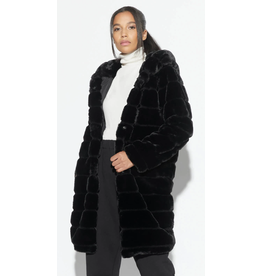 Celina Faux Fur Coat