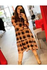Kaffe Stine Chiffon Dress