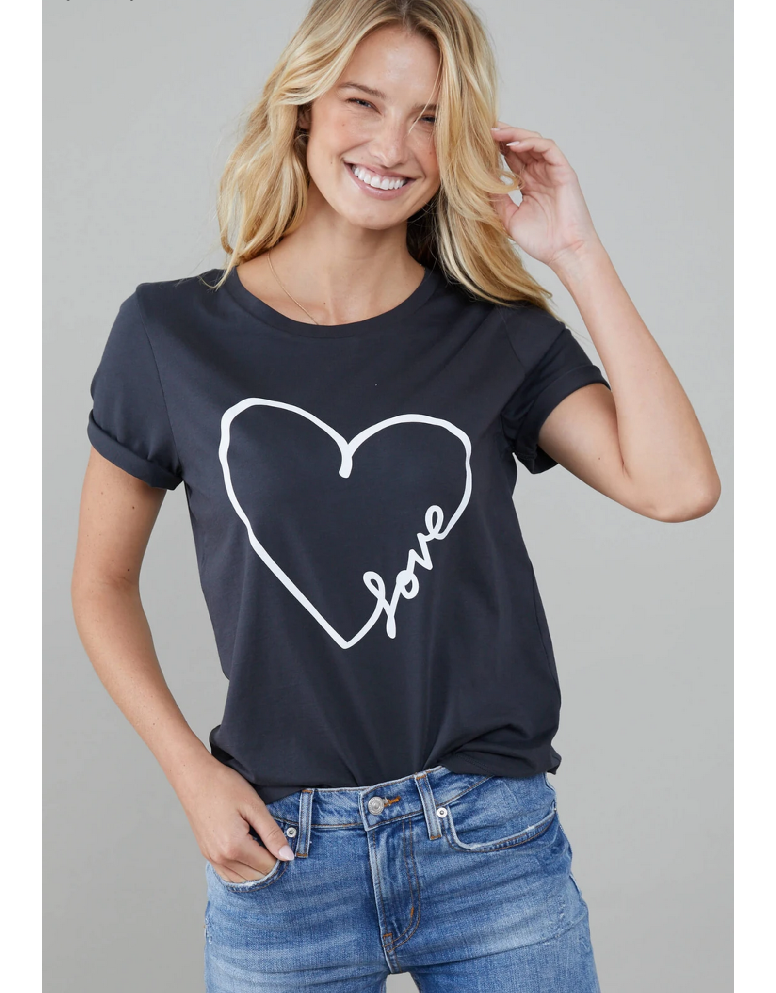 South Parade Love Heart Tee