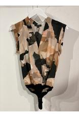 LaMarque Cinta Print Bodysuit