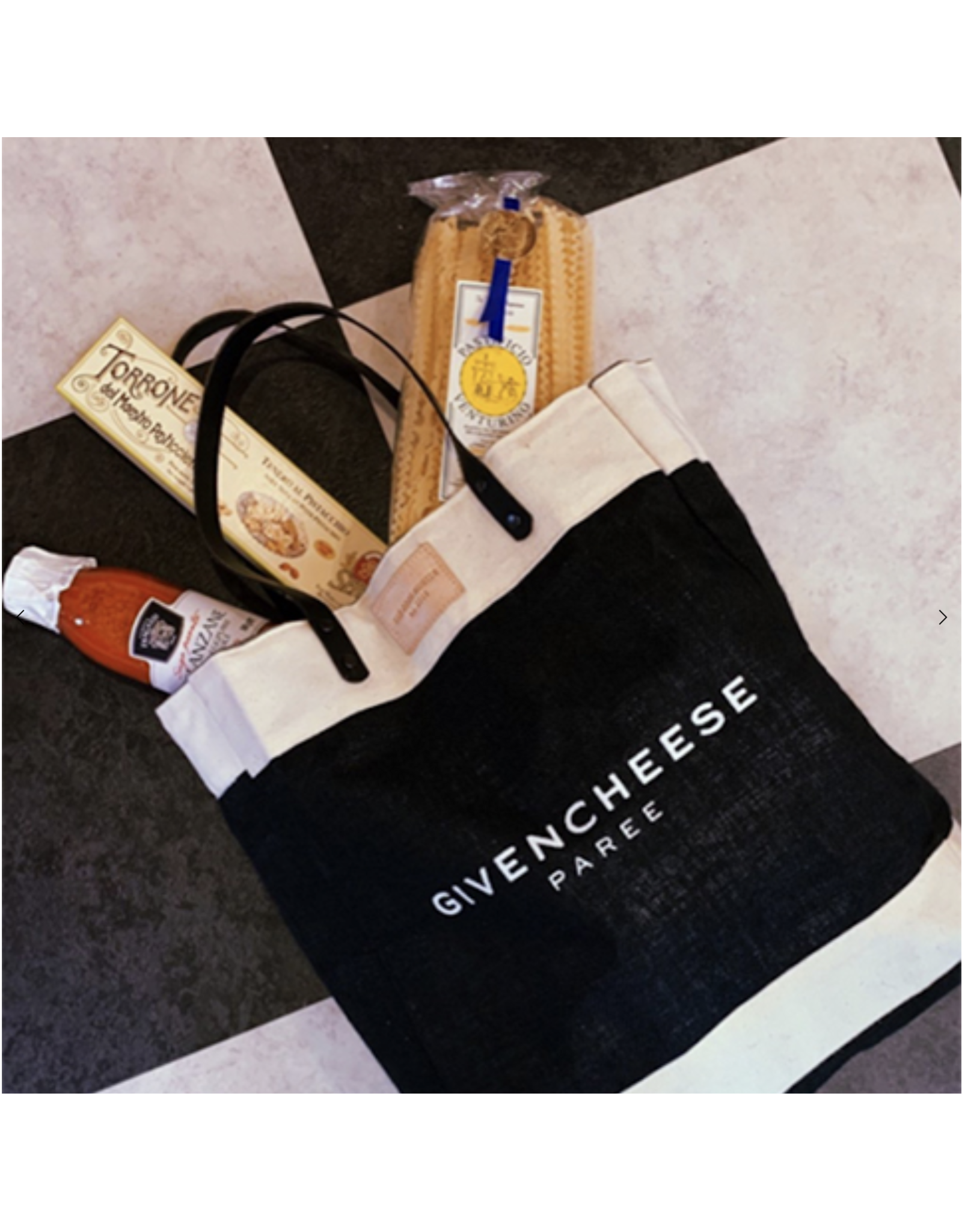 The Cool Hunter Givencheese Market Shopper