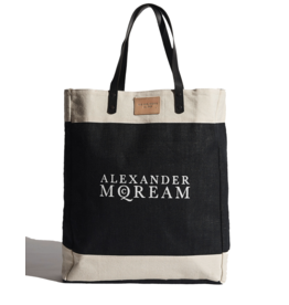 The Cool Hunter Alexander McQream Lg Market Shopper