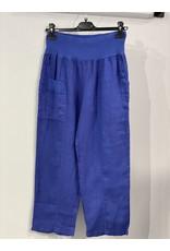 Inizio Linen 3/4 Pant