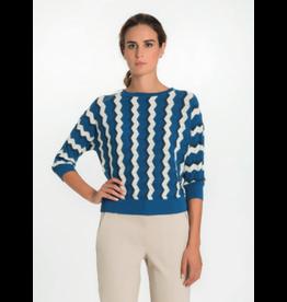 Cristina Gavioli ZigZag Sweater