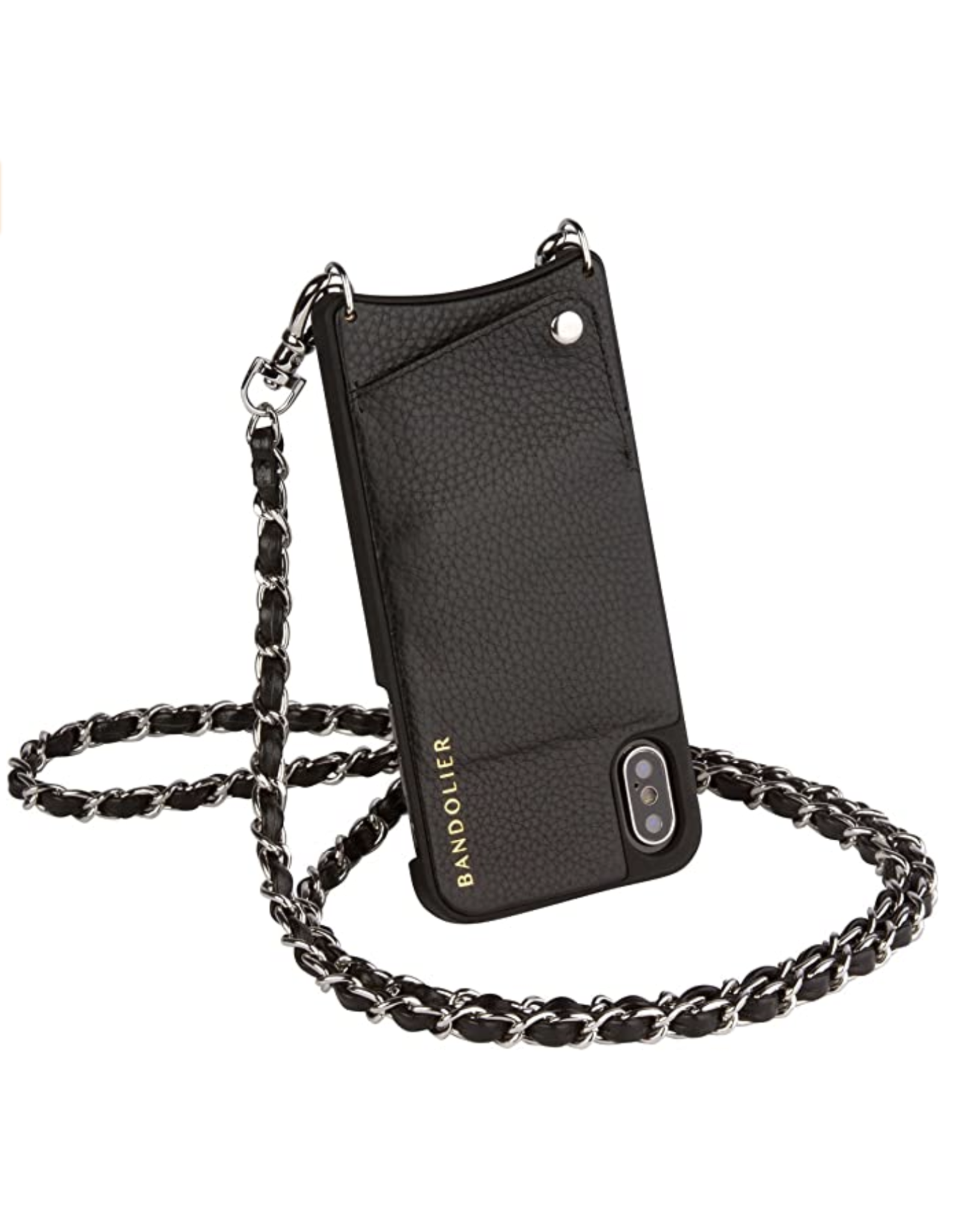 Bandolier Lucy Chain iPhone X Case