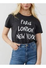 South Parade Paris/London/NY Tee