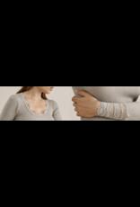 Rosemunde Benita Silk Long Sleeve Top/Rosemunde
